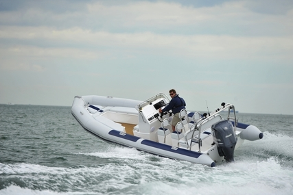 Ballistic Ex Demo  7.8M RIB with Yamaha F250HP Outboard Engine and Trailer for sale in United Kingdom for £62,995