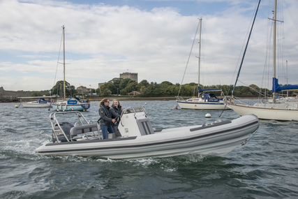 Ballistic Brand New  6.5M RIB with Yamaha F200HP Outboard Engine for sale in United Kingdom for £52,145