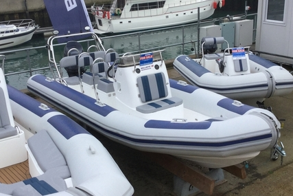 Ballistic Ex Demo  6.0M RIB with Yamaha F130HP Outboard Engine and Trailer for sale in United Kingdom for £3,999,499