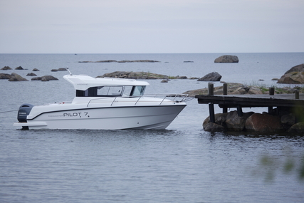 Finnmaster New  Pilot 7 Weekend Fishing Boat with a Yamaha Outboard Engine for sale in United Kingdom for £61,477