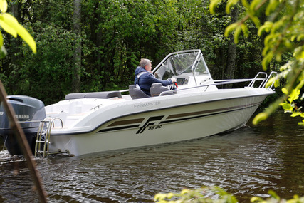 Finnmaster New  55SC Fishing Boat with Yamaha Outboard Engine for sale in United Kingdom for £27,060
