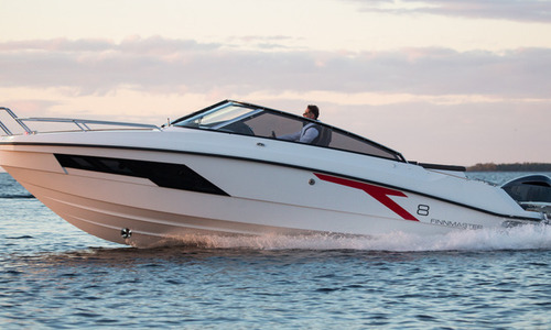 Image of Finnmaster New  T8 Day Cruiser Boat with a Yamaha Outboard Engine for sale in United Kingdom for £102,716 South East, Portsmouth, United Kingdom