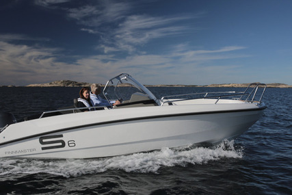 Finnmaster New  S6 Console Boat with a Yamaha Outboard Engine for sale in United Kingdom for £36,338