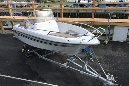 Finnmaster Discounted Ex Demo  55 SC Boat with Yamaha F70HP Outboard Engine for sale in United Kingdom for £21,995
