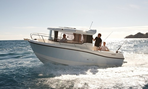 Image of Quicksilver Captur 675 Pilothouse for sale in United Kingdom for £25,905 South East, Southampton, United Kingdom