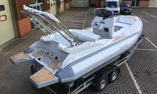 Image of Zar Formenti 59 Sport Luxury for sale in United Kingdom for £49,950 South East, Hamble, Hampshire, South East, United Kingdom