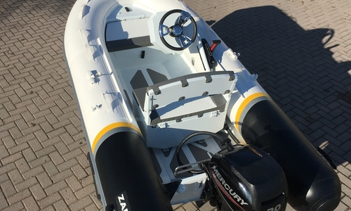 Image of Zar Formenti RIB 10-13 DL for sale in United Kingdom for £3,950 South East, Hamble, Hampshire, South East, United Kingdom
