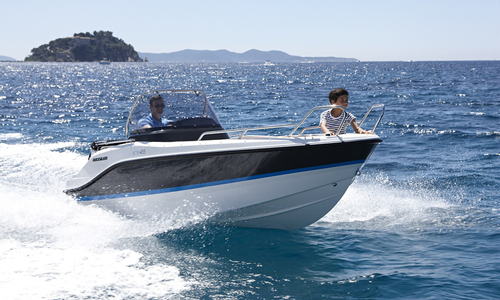 Image of Quicksilver 455 Activ Open for sale in United Kingdom for £9,425 South East, Hamble, Hampshire, South East, United Kingdom