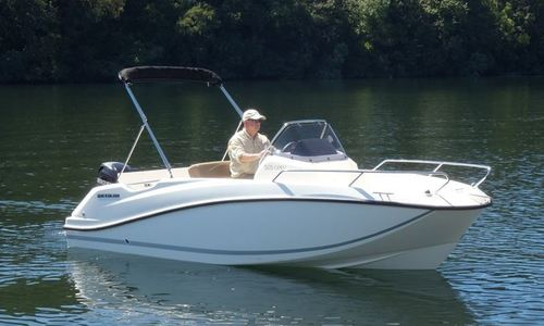 Image of Quicksilver Activ 505 Open for sale in United Kingdom for £11,415 South East, Southampton, United Kingdom