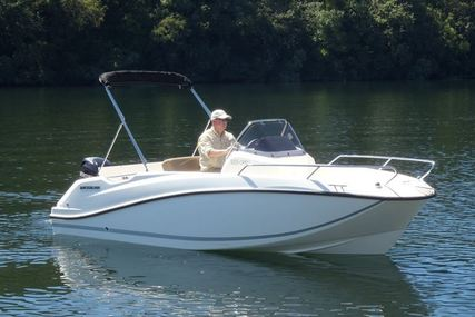 Quicksilver Activ 505 Open for sale in United Kingdom for £11,415