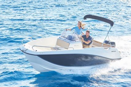 Quicksilver Activ 555 Open for sale in United Kingdom for £14,260