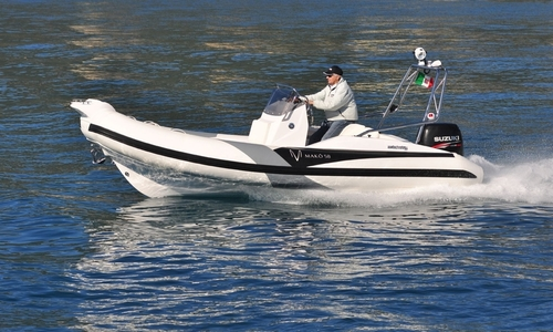 Image of Zar Formenti Mako 58 for sale in United Kingdom for £21,760 South East, Southampton, Hampshire, South East, United Kingdom