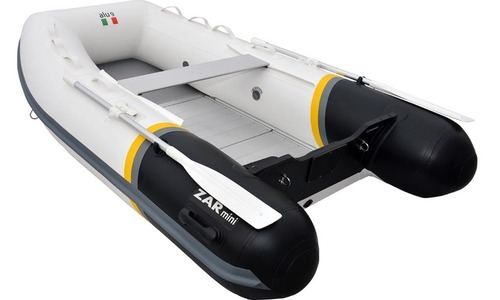 Image of Zar Formenti Alu 9 2.7m Aluminium Floor Inflatable Boat for sale in United Kingdom for £1,300 South East, Southampton, Hampshire, South East, United Kingdom