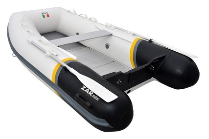 Zar Formenti Alu 9 2.7m Aluminium Floor Inflatable Boat for sale in United Kingdom for £1,300