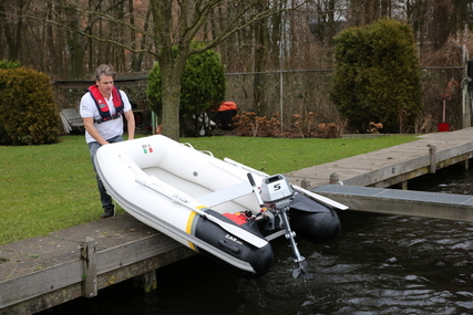 Zar Formenti Air - 2.1m To 3.0m High Pressure Air Deck Roll-Up Inflatable Dinghy for sale in United Kingdom for £930