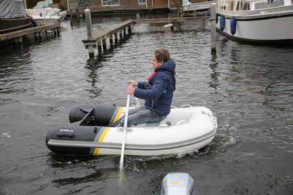 Zar Formenti Fun - 1.8m To 2.4m Slatted Floor Roll-Up Inflatable Dinghy for sale in United Kingdom for £625
