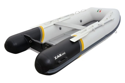 Zar Formenti Alu 12 3.6m Aluminium Floor Inflatable Boat for sale in United Kingdom for £1,800