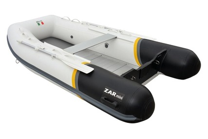 Zar Formenti Alu 11 3.3m Aluminium Floor Inflatable Boat for sale in United Kingdom for £1,535