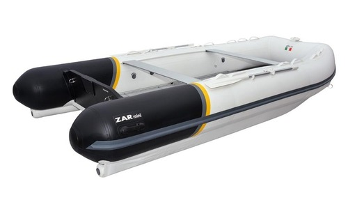 Image of Zar Formenti Alu 15 4.6m Aluminium Floor Inflatable Boat for sale in United Kingdom for £2,245 South East, Southampton, Hampshire, South East, United Kingdom