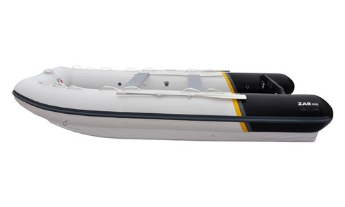 Image of Zar Formenti Alu 14 4.2m Aluminium Floor Inflatable Boat for sale in United Kingdom for £2,160 South East, Southampton, Hampshire, South East, United Kingdom