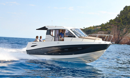 Image of Quicksilver Activ 855 Weekend for sale in United Kingdom for £73,055 South East, Southampton, United Kingdom