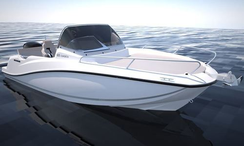 Image of Quicksilver Activ 605 Sundeck for sale in United Kingdom for £20,665 South East, Hamble, Hampshire, South East, United Kingdom