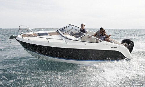 Image of Quicksilver Activ 595 Cruiser for sale in United Kingdom for £21,960 South East, Southampton, United Kingdom