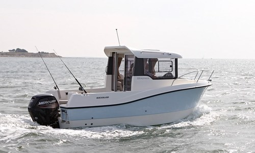 Image of Quicksilver Captur 555 Pilothouse for sale in United Kingdom for £17,000 South East, Southampton, United Kingdom