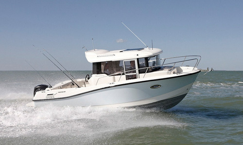Image of Quicksilver Captur 755 Pilothouse for sale in United Kingdom for £35,100 South East, Southampton, United Kingdom