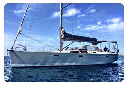 Hanse 470e for sale in Spain for €210,000 (£187,490)