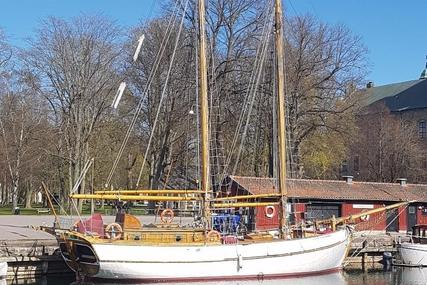 Baltic Trader Gaff Schooner for sale in Sweden for £90,000