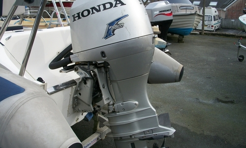 Image of Honda 90 HP XL Four Stroke outboard for sale in United Kingdom for £3,450 South West, United Kingdom