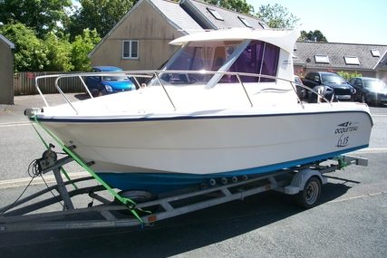 Ocqueteau 615 Pilothouse (not jeanneau quicksilver for sale in United Kingdom for £13,950