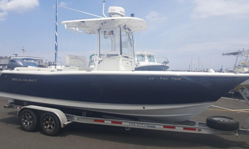 Image of Sea Hunt 23 for sale in United States of America for $53,400 (£38,063) Atlantic Highlands, New Jersey, United States of America