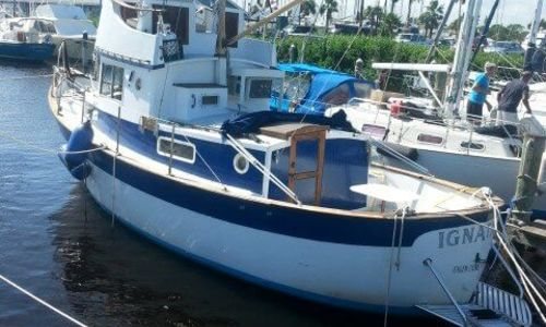 Image of Willard Vega 30 Searcher for sale in United States of America for $23,900 (£17,222) Fort Pierce, Florida, United States of America
