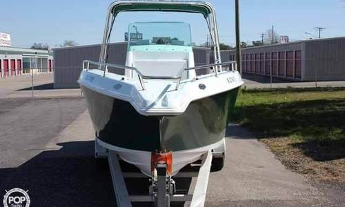 Image of Donzi 35ZF for sale in United States of America for $53,500 (£38,254) Hull, Massachusetts, United States of America