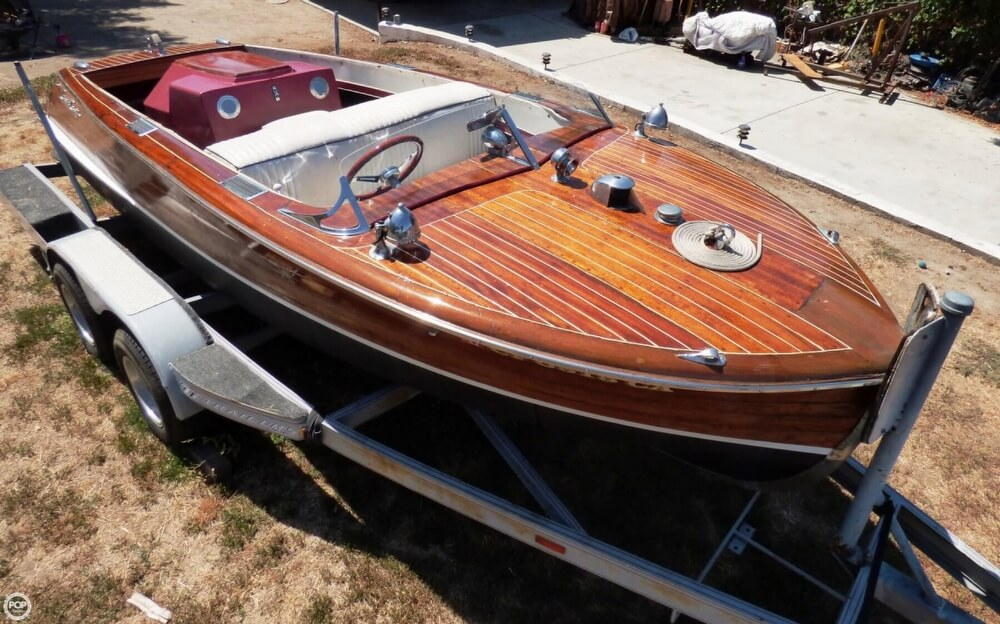 Chris Craft Boats >> Chris Craft 17 Deluxe Runabaout For Sale In United States Of America