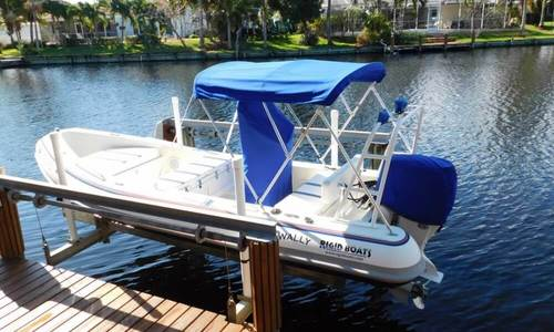 Image of Rigid 17 Sport for sale in United States of America for $22,500 (£16,987) Juno Beach, Florida, United States of America