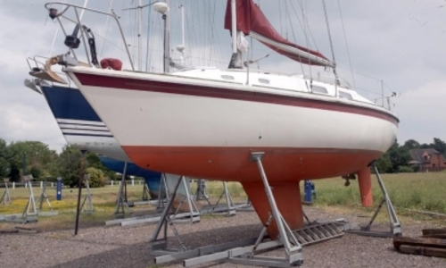 Image of Westerly 33 Fulmar for sale in United Kingdom for £19,450 RIVER BLACKWATER, United Kingdom