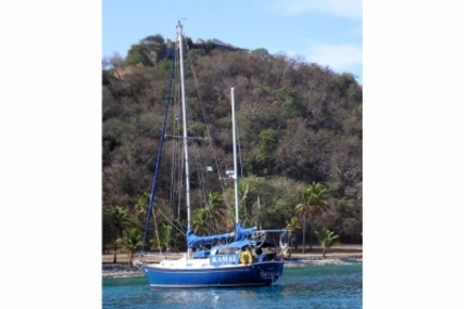 Pearson 365 for sale in Saint Martin for $37,000 (£28,039)