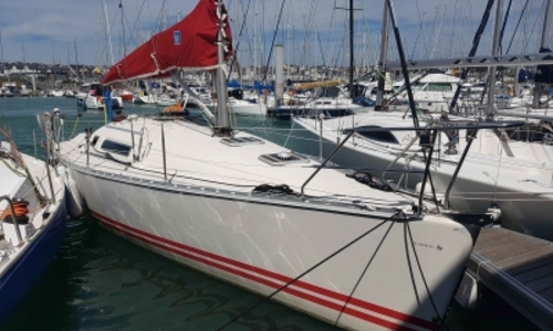 Image of Jeanneau Sun Fast 32 for sale in France for €49,000 (£43,139) GRANVILLE, France