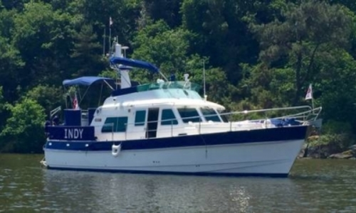 Image of Hardy Marine 42 Commodore for sale in United Kingdom for £324,000 PLYMOUTH, United Kingdom