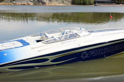 Fountain 38 Lightning for sale in Finland for €199,950 (£176,275)