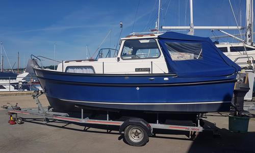 Image of Hardy Marine Pilot 20 for sale in United Kingdom for £12,995 Hayling Island, Hampshire, , United Kingdom
