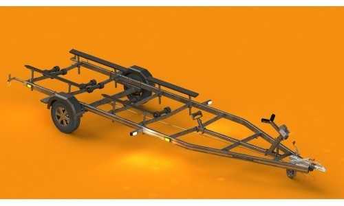 Image of SBS TRAILERS R2/1800B for sale in United Kingdom for £2,299 South East, United Kingdom