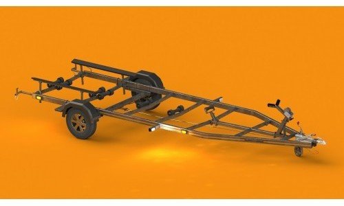 Image of SBS TRAILERS R2/1300B for sale in United Kingdom for £1,749 South East, United Kingdom