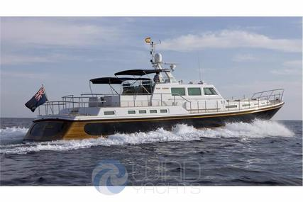 T. Richardson Isle of Wight Nelson 80 for sale in Italy for €990,000 (£883,842)