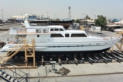 Baglietto 82 for sale in United Arab Emirates for $326,500 (£247,030)