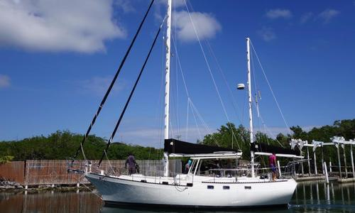 Image of Vagabond Cutter for sale in United States of America for $149,900 (£112,647) Kemah, TX, United States of America