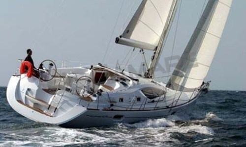 Image of Jeanneau Sun Odyssey 42 DS for sale in Italy for €125,000 (£110,049) Sicilia, Italy